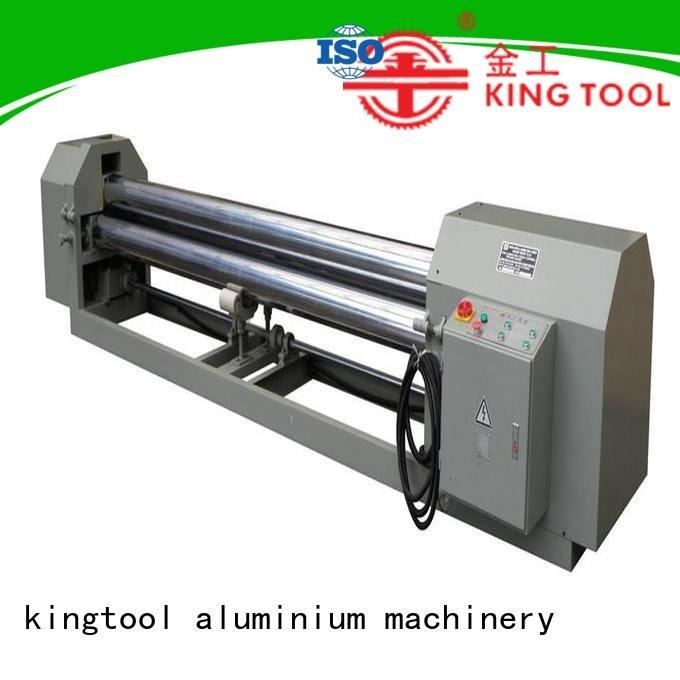 aluminium bending machine  3roller automatic aluminum bending machine
