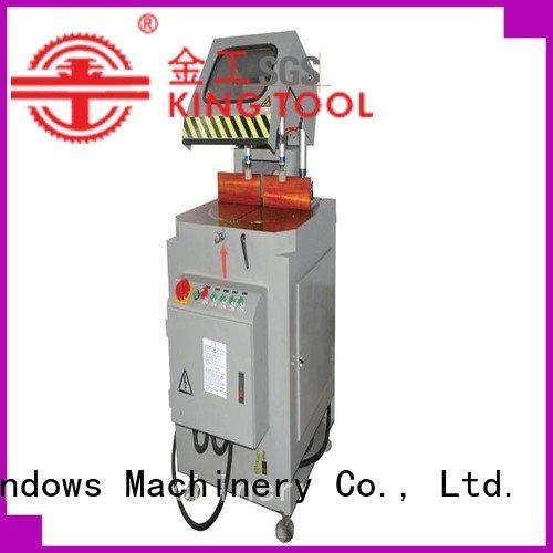 aluminium cutting machine price readout auto feeding aluminium cutting machine kingtool aluminium machinery Warranty