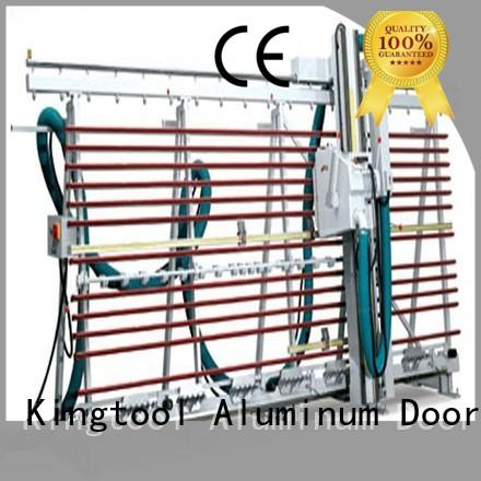 ACP Processing Machine Supplier saw grooving machine Warranty kingtool aluminium machinery