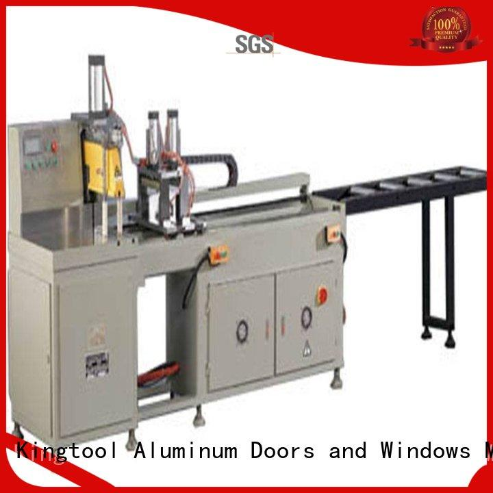 Hot aluminium cutting machine aluminum kingtool aluminium machinery Brand