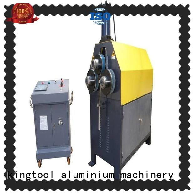 KT-343C CNC Automatic Aluminum Bending Machine
