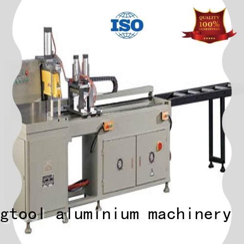 adjustable aluminium profile cutting machine various for plastic profile in factory