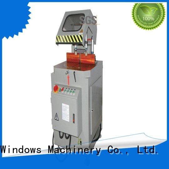 kingtool aluminium machinery aluminium cutting machine price machine head digital