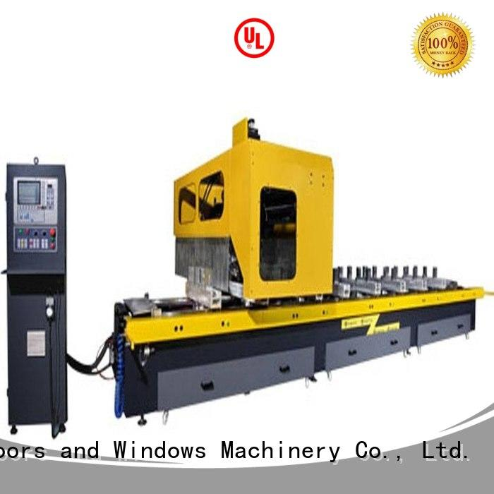 cutting aluminium panel kingtool aluminium machinery Brand aluminium router machine