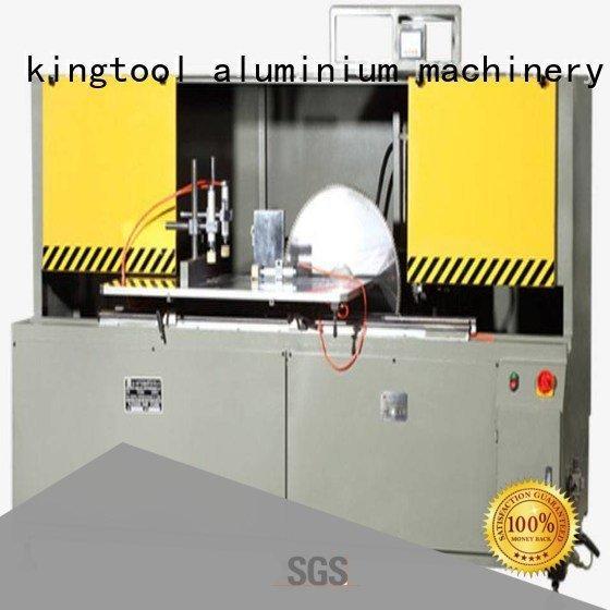 curtain aluminum aluminium head kingtool aluminium machinery aluminum curtain wall machinery