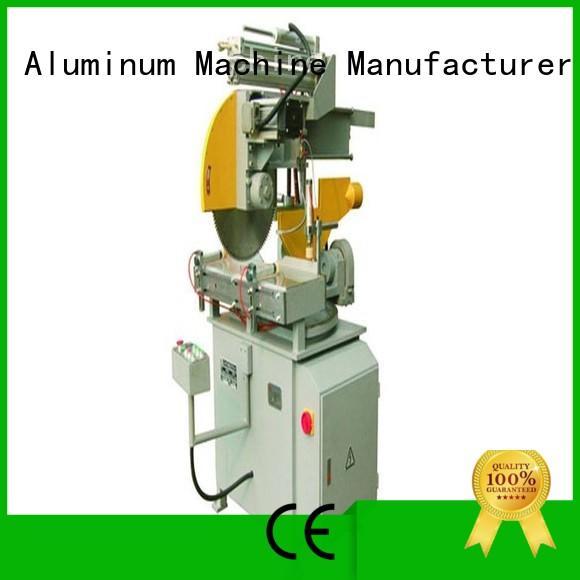 kingtool aluminium machinery best-selling aluminium cutting machine for aluminum window in workshop