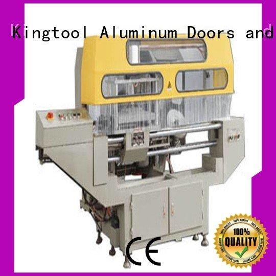 kingtool aluminium machinery cnc milling machine for sale curtian wall curtain aluminum