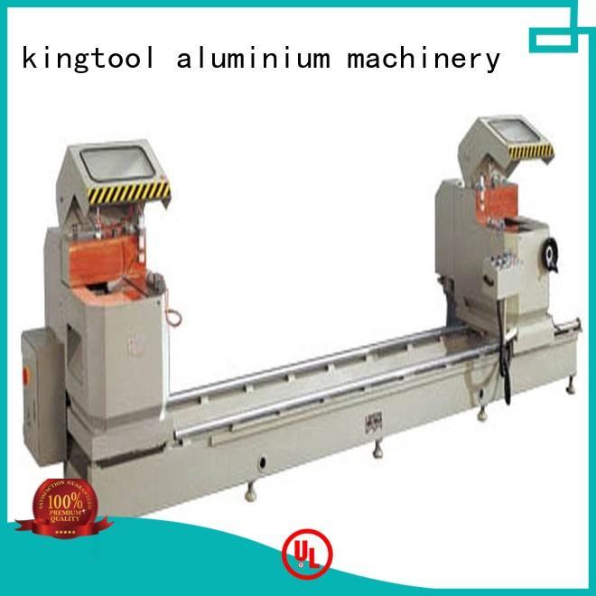 precision manual aluminium cutting machine price kingtool aluminium machinery Brand