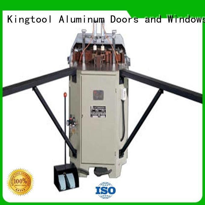 Quality aluminium crimping machine for sale kingtool aluminium machinery Brand hydraulic aluminium crimping machine
