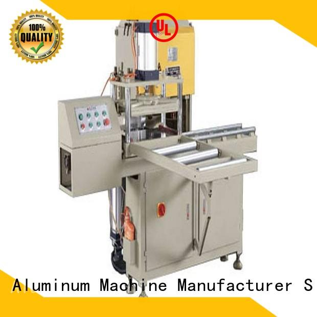 kingtool aluminium machinery double sanitary aluminum cutting machine with good price for milling