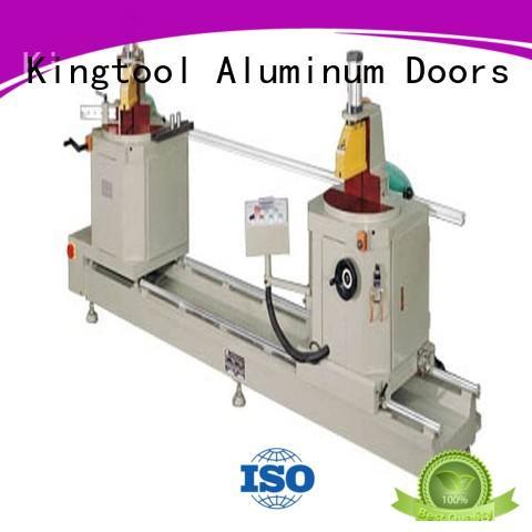 kingtool aluminium machinery threeblade Sanitary Ware Machine from China for cutting