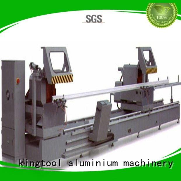 Custom machine multifunction aluminium cutting machine