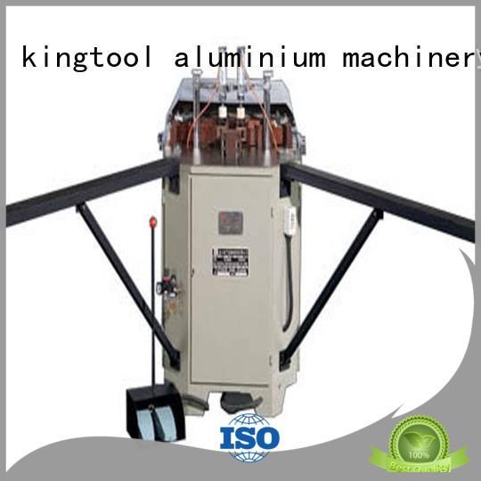 kingtool aluminium machinery eco-friendly aluminium crimper for sale factory price for engraving