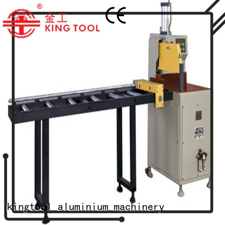 Wholesale wall double aluminium cutting machine kingtool aluminium machinery Brand