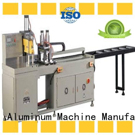 kingtool aluminium machinery duty types of cnc machine for aluminum window in workshop