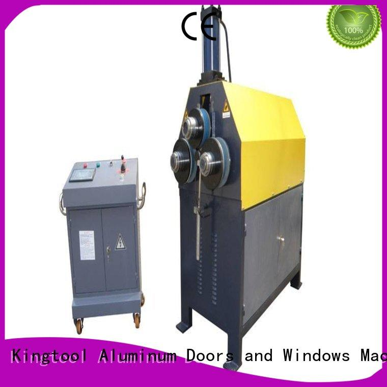 kingtool aluminium machinery accurate metal bending machine marketing for metal plate