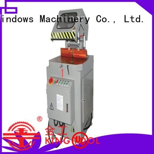 cnc readout kingtool aluminium machinery Brand aluminium cutting machine