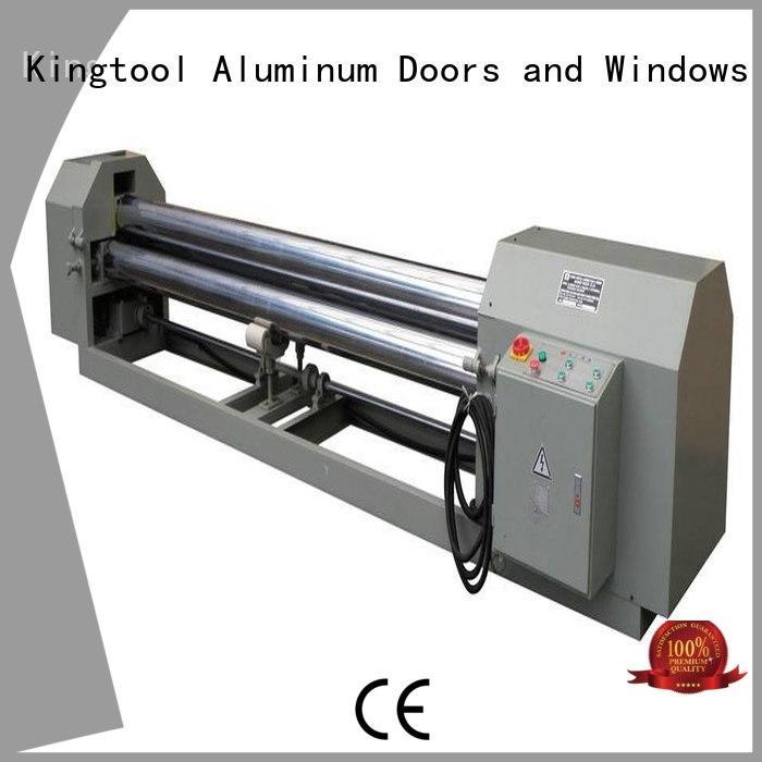 aluminium bending machine automatic Bulk Buy 3roller kingtool aluminium machinery