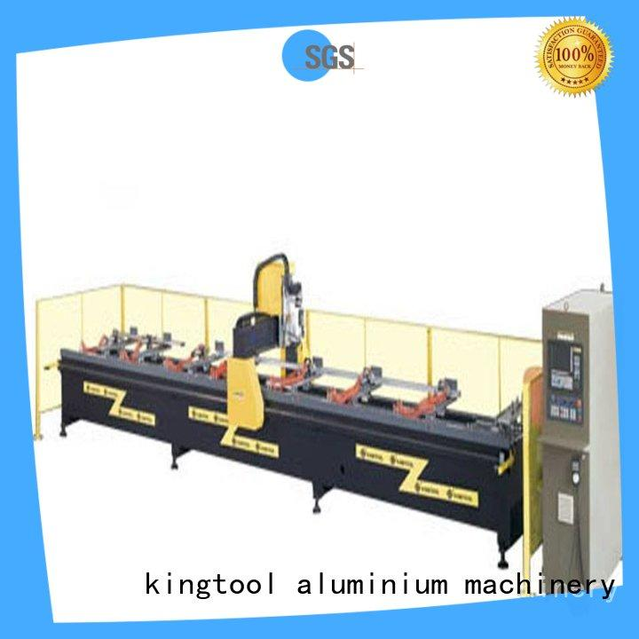 kingtool aluminium machinery eco-friendly small cnc router for aluminum with many colors for engraving