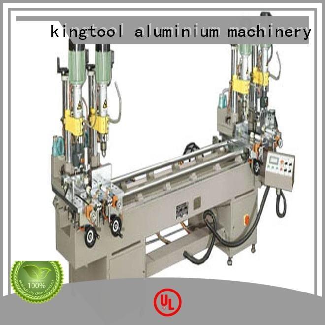 Hot drilling and milling machine pneumatic al sanitary kingtool aluminium machinery Brand