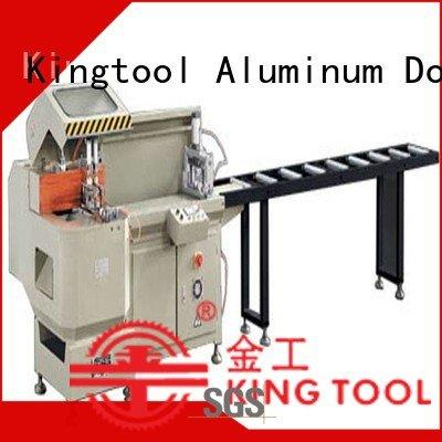 angle 3axis kingtool aluminium machinery aluminium cutting machine price