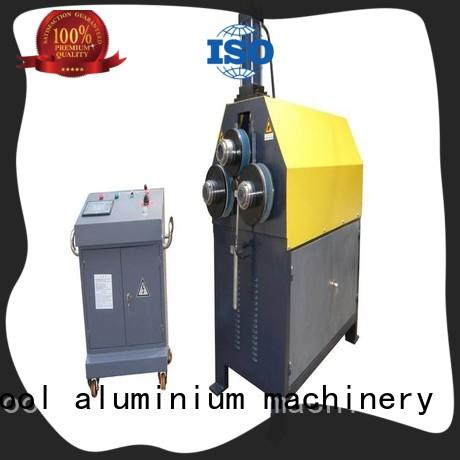 precise aluminum pipe bender automatic for-sale for milling