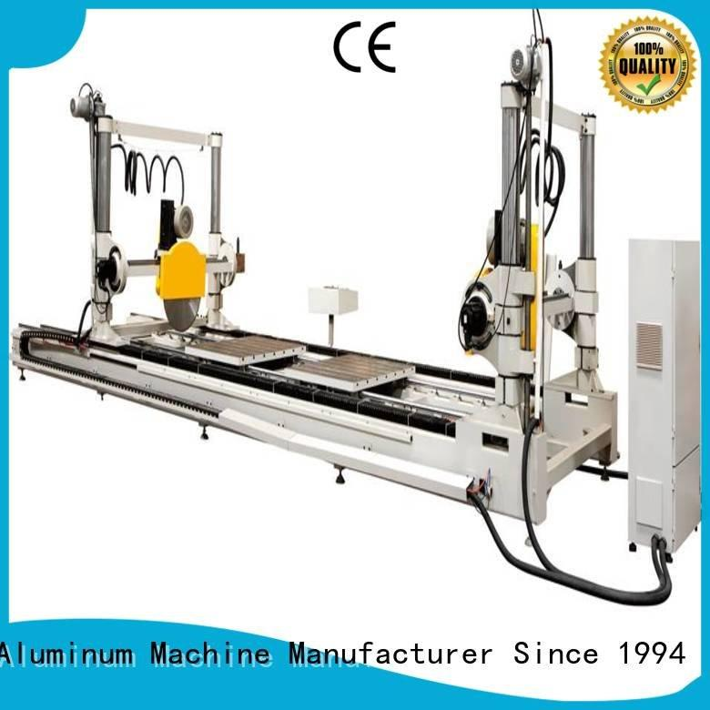 Quality cnc router aluminum kingtool aluminium machinery Brand cutting aluminium router machine