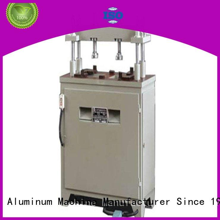 punching four column pnumatic aluminium punching machine kingtool aluminium machinery Brand