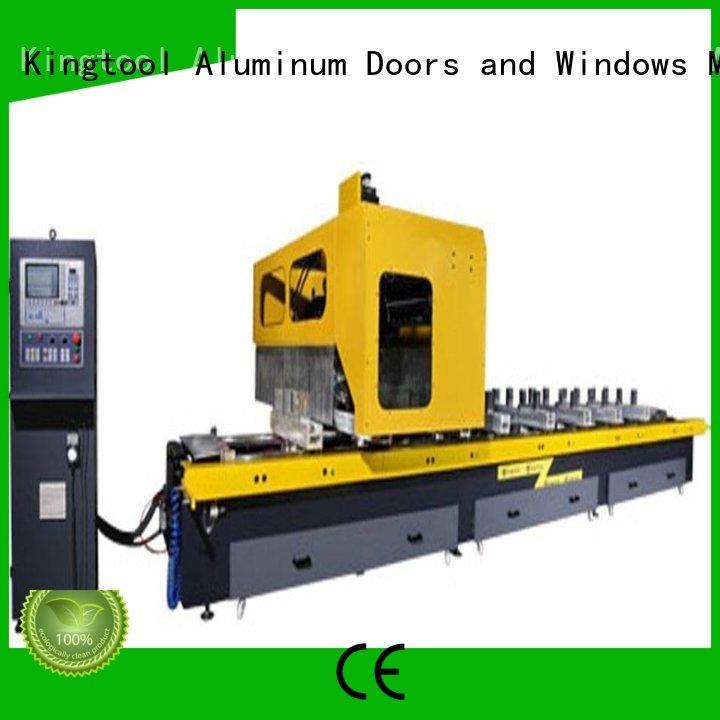 cnc router aluminum machine cnc 3axis kingtool aluminium machinery Brand company