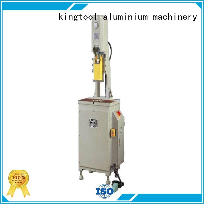 KT-373B Seated Oil Hydraulic Aluminum Punching Machine
