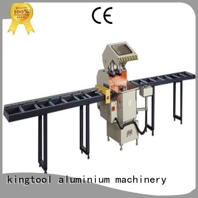 kingtool aluminium machinery Brand kt328fdg thermalbreak profile aluminium cutting machine price