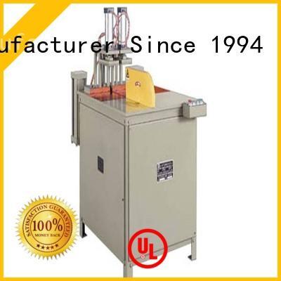 kingtool aluminium machinery al aluminium section cutting machine for aluminum window in workshop