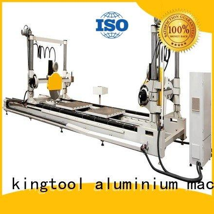 cnc router aluminum profile aluminium router machine cutting