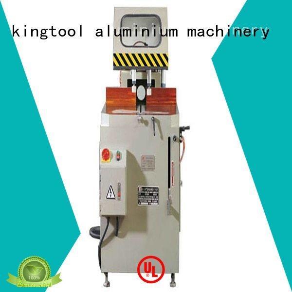 3axis window kingtool aluminium machinery aluminium cutting machine price