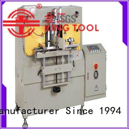 aluminum end milling machine end profile kingtool aluminium machinery Brand
