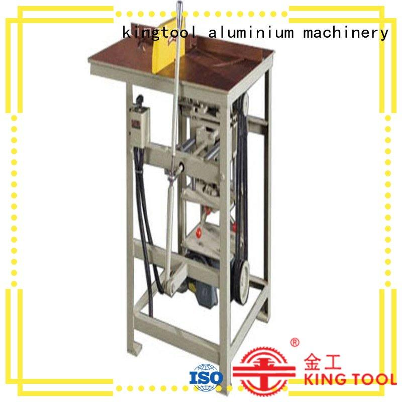 best core cutting machine precision for curtain wall materials in factory