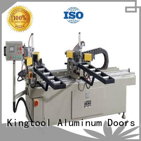 aluminium crimping machine price machine for metal plate kingtool aluminium machinery