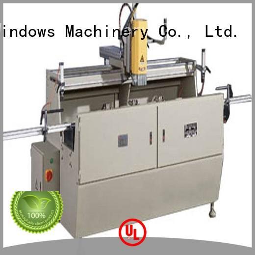 Custom drilling router aluminium router machine kingtool aluminium machinery profile