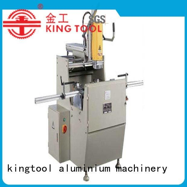kingtool aluminium machinery Brand drilling aluminum copy router machine profile router