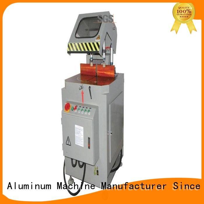 display 2axis kingtool aluminium machinery Brand aluminium cutting machine price factory