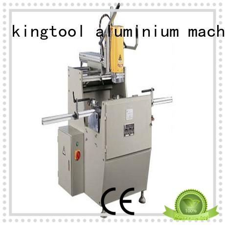 kingtool aluminium machinery axis copy router machine customization for tapping