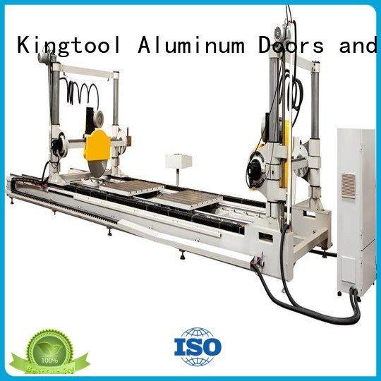 center double machine machining kingtool aluminium machinery cnc router aluminum