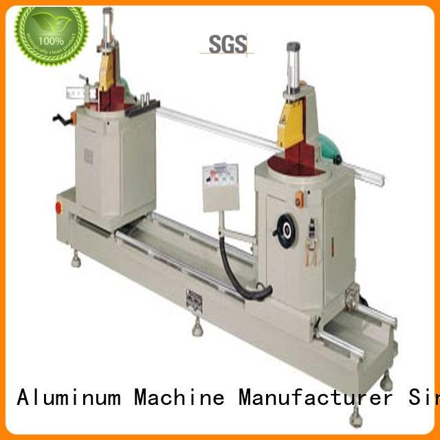 kingtool aluminium machinery heavyduty sanitary aluminum cutting machine factory price for engraving