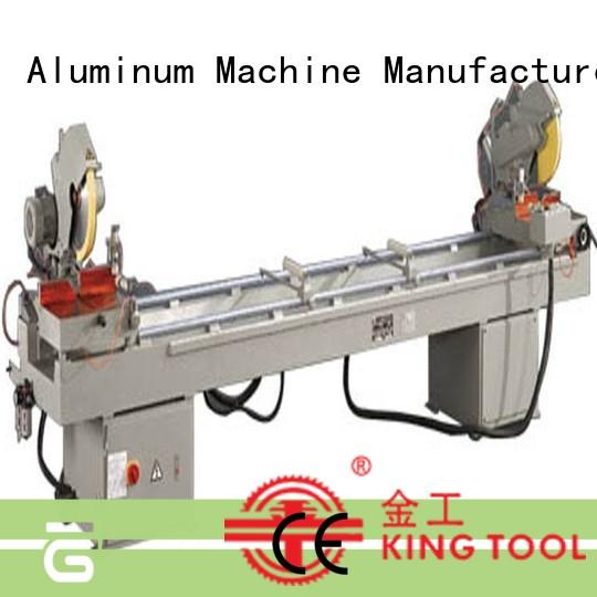 best-selling electronic cutting machine profile for plastic profile in factory