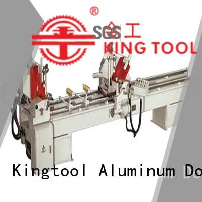 aluminum saw double aluminium cutting machine heavy kingtool aluminium machinery