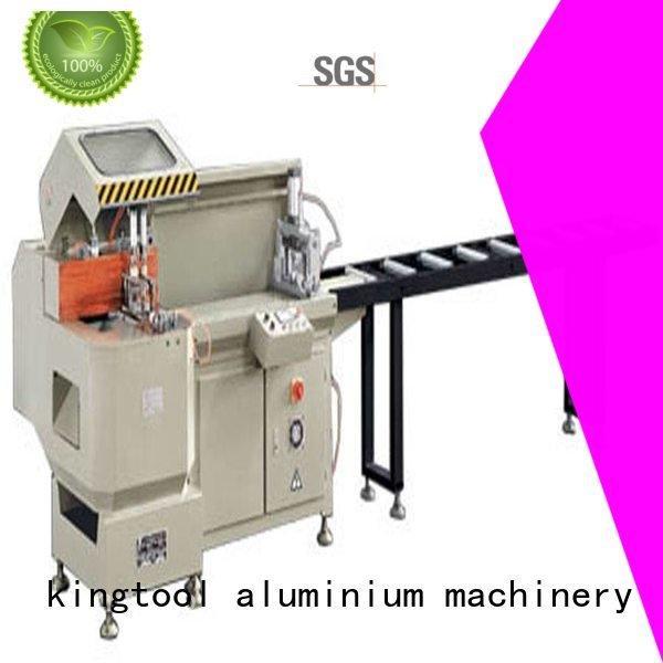 Quality aluminium cutting machine price kingtool aluminium machinery Brand cutting aluminium cutting machine