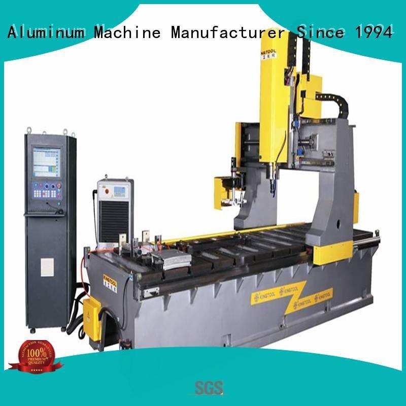 aluminium press machine mitre saw stir wall kingtool aluminium machinery