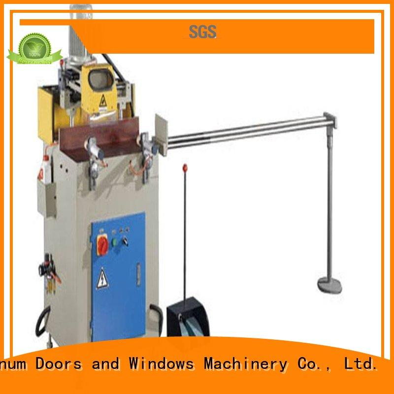 copy semiautomatic kingtool aluminium machinery Brand aluminium router machine