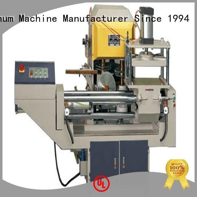 kingtool aluminium machinery end milling cnc milling machine for sale aluminum profile