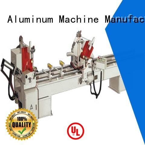 aluminium cutting machine price full curtain multifunction kingtool aluminium machinery Brand company